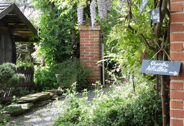 Les Ombelles Albigeoises, เบลล์กาดด์ มาฮ์กซัล, สวน