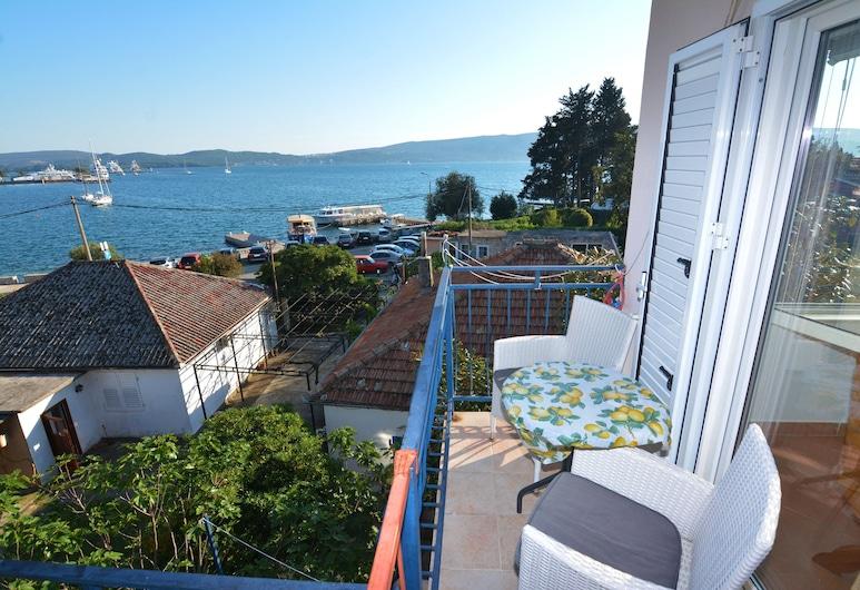 Apartments NENA, Tivat, Family Apartment, Sea View, Balcony