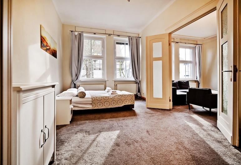 Grand Apartments - Parkowy Deluxe, Sopot, Apartmán typu Superior, Pokoj