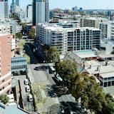 Superior-rum - 1 kingsize-säng - utsikt mot staden - Utsikt mot staden