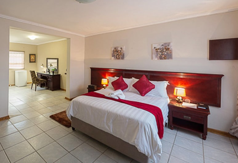 Lakeview Guest House, Maseru, Executive Double Room, Guest Room