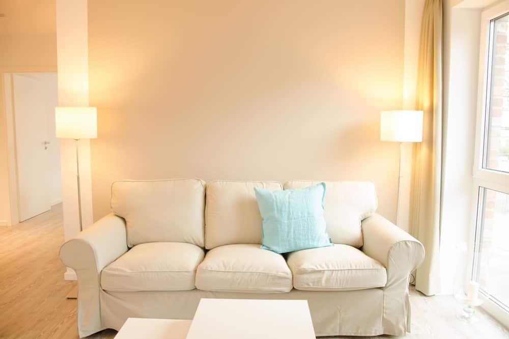 Apartment, Terrace (Steuerbord, incl. Cleaning Fee) - Ruang Tamu