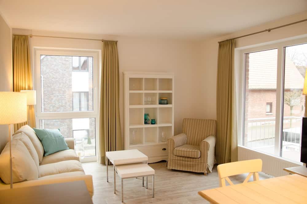 Apartment, Balcony (Luvseite, incl. Cleaning Fee) - Ruang Tamu
