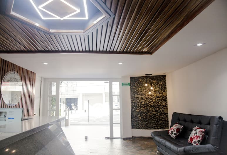 Casa Hotel Simon, Medellin, Reception