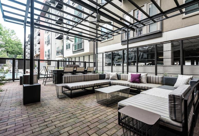 Stay Alfred at Cortland Phipps Plaza, Atlanta, Terraza o patio