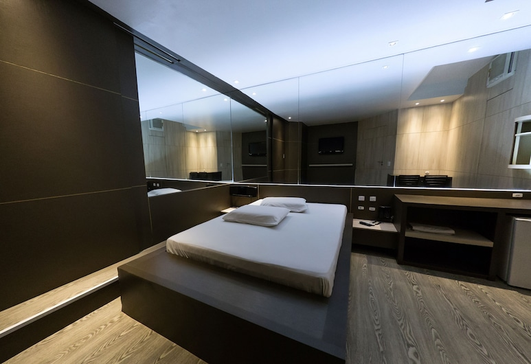 SNOB Motel, Belo Horizonte, Suite, Hot Tub (Master), Bilik Tamu