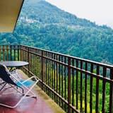 อพาร์ทเมนท์, 1 ห้องนอน, วิวภูเขา - ระเบียง