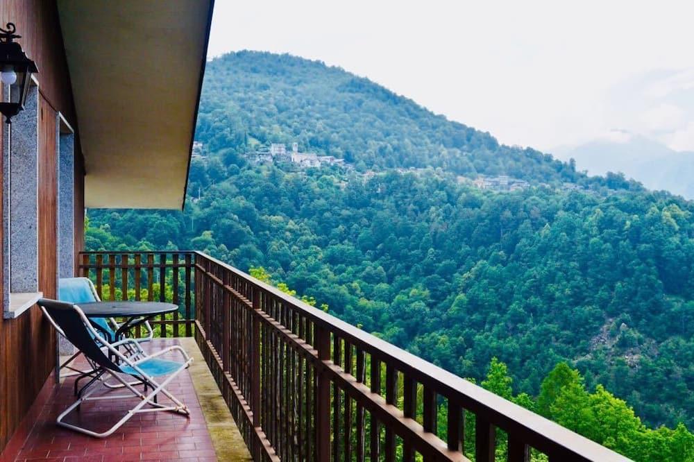 Διαμέρισμα, 1 Υπνοδωμάτιο, Θέα στο Βουνό - Μπαλκόνι