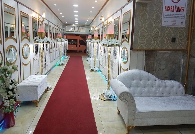 Merve Deluxe Otel & Rezidans, Kayseri, Recepció