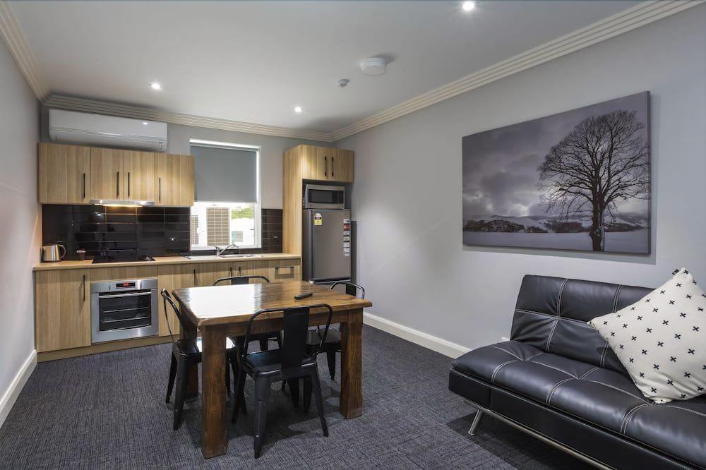 Διαμέρισμα, Κουζίνα - Γεύματα στο δωμάτιο