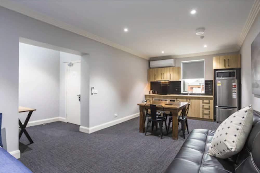 Διαμέρισμα, Κουζίνα - Περιοχή καθιστικού