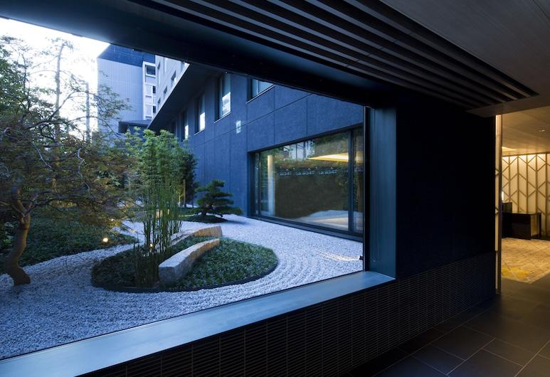京都四條通靜鐵普瑞茲歐飯店, Kyoto, 庭院