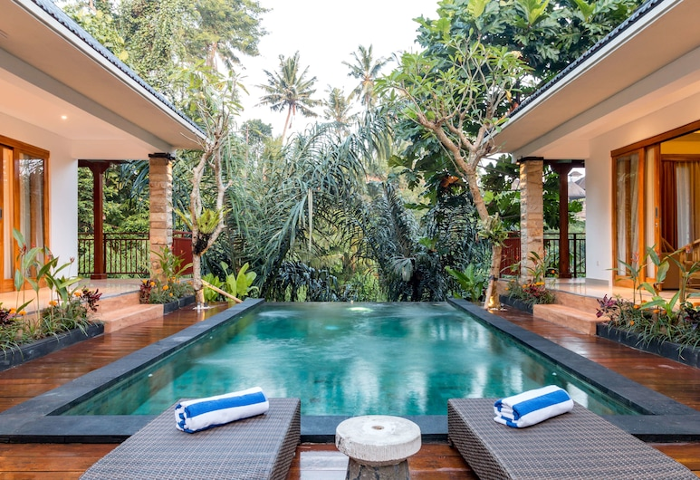 The Pesaren Ubud, Ubud, Udendørs pool