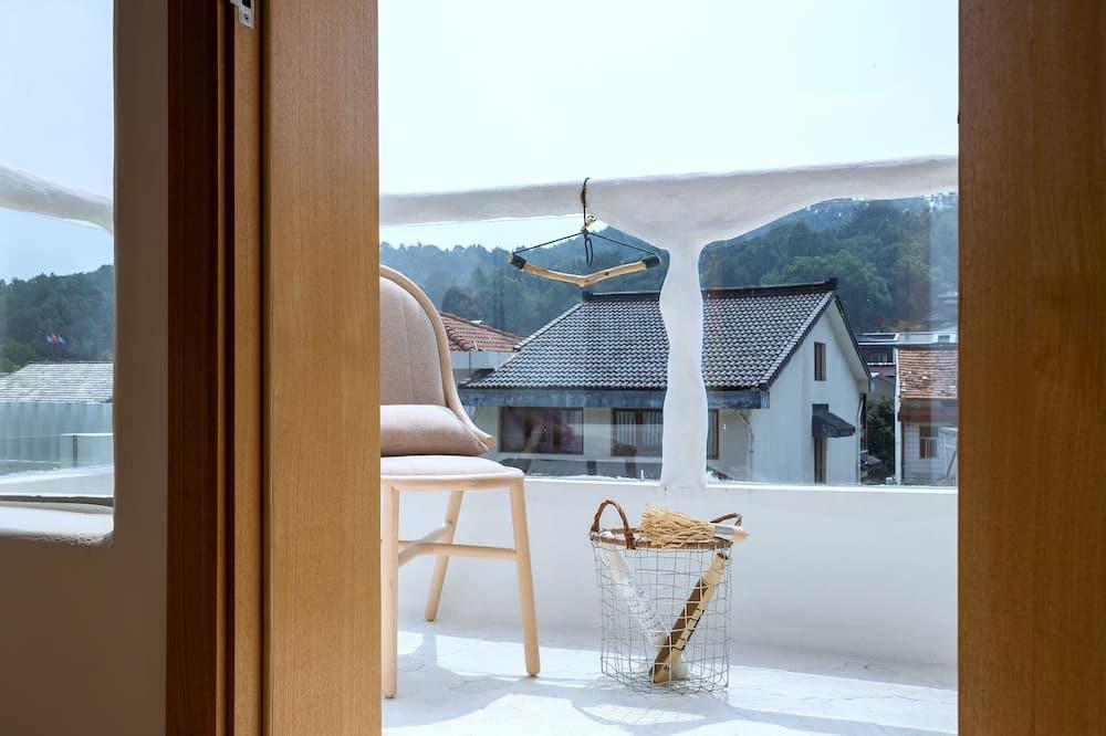 Design Δίκλινο Δωμάτιο (Double), 1 Queen Κρεβάτι - Θέα από το μπαλκόνι