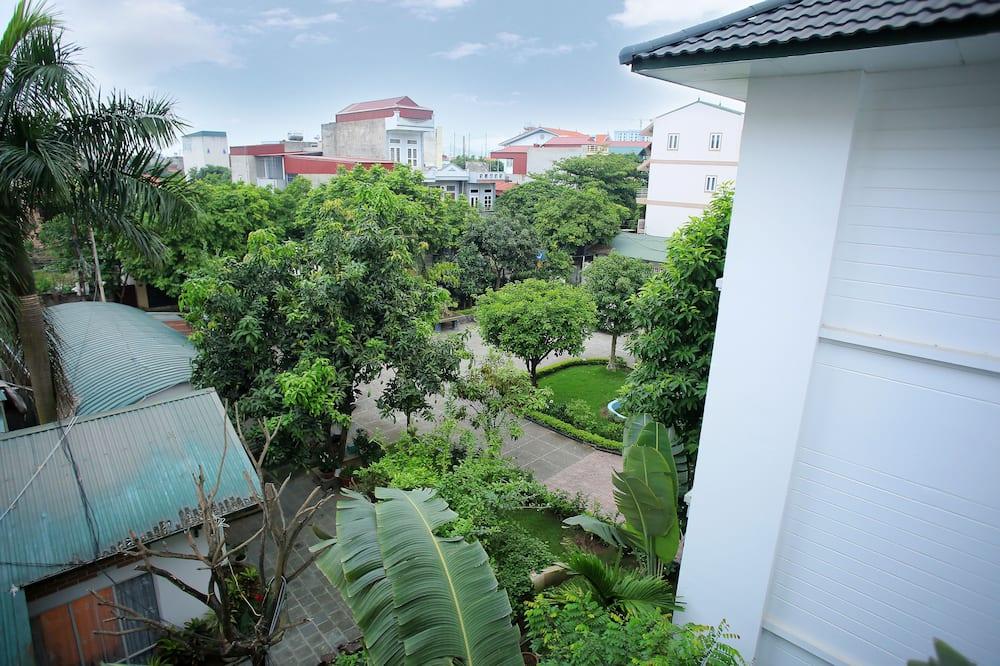 Suite Grand, 2 Tempat Tidur Double - Pemandangan Balkon