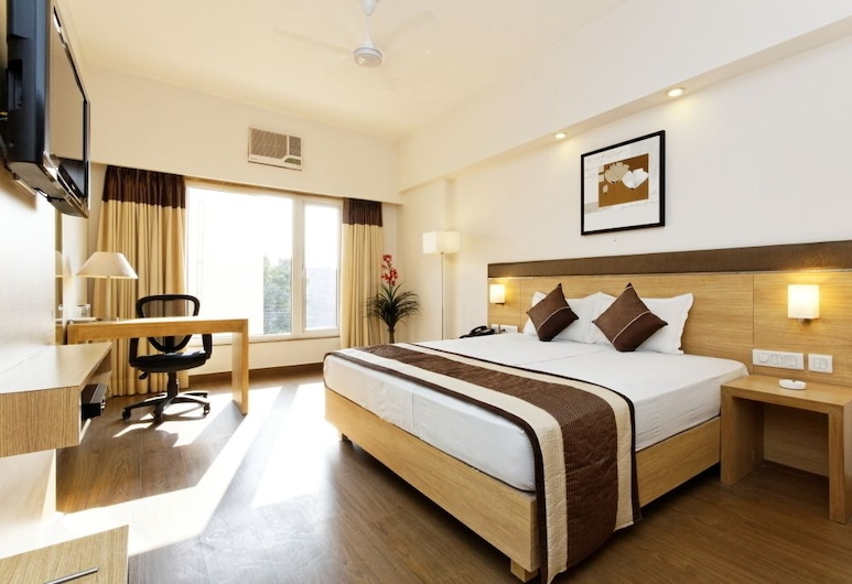 Silver Oak @ 56A, Gurugram, Executive Double or Twin Room, Guest Room