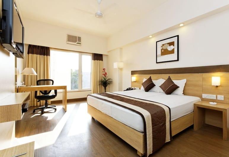 Silver Oak @ 56A, Gurgaon, Executive kamer, 1 twee- of 2 eenpersoonsbedden, Kamer