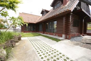 恩納那卡多瑪別墅渡假村別邸旅館的相片