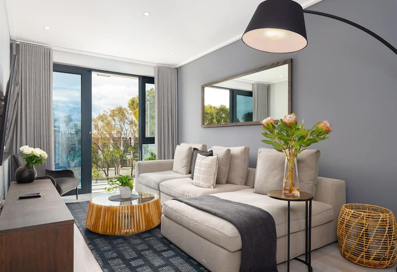 35 on Main 206, Cape Town, Comfort Apartment, Living Area