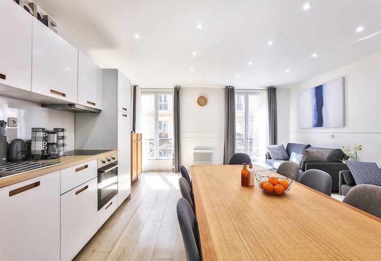 17 - Pretty Flat in Paris Montorgueil 2, Παρίσι, Διαμέρισμα, 3 Υπνοδωμάτια, Ιδιωτική κουζίνα