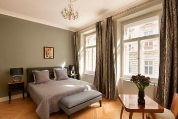 תמונה של Truhlarska Apartment בפראג