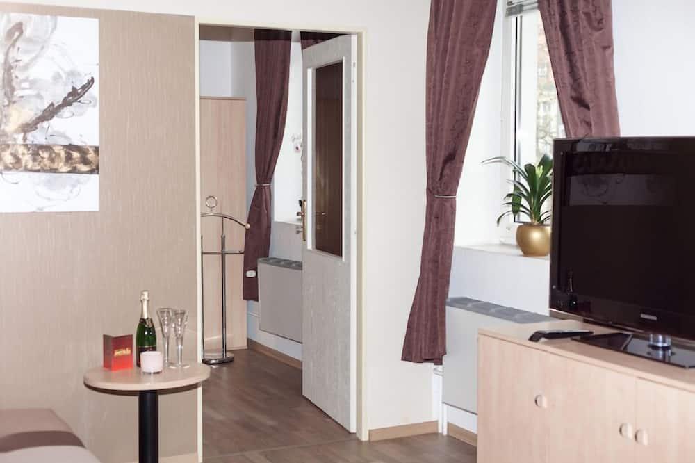 شقة - عدة أسرّة - منطقة المعيشة