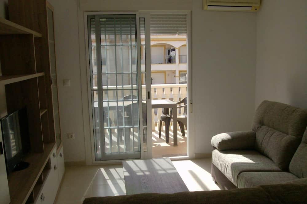 Apartamento, 2 Quartos (1.2.A) - Área de Estar