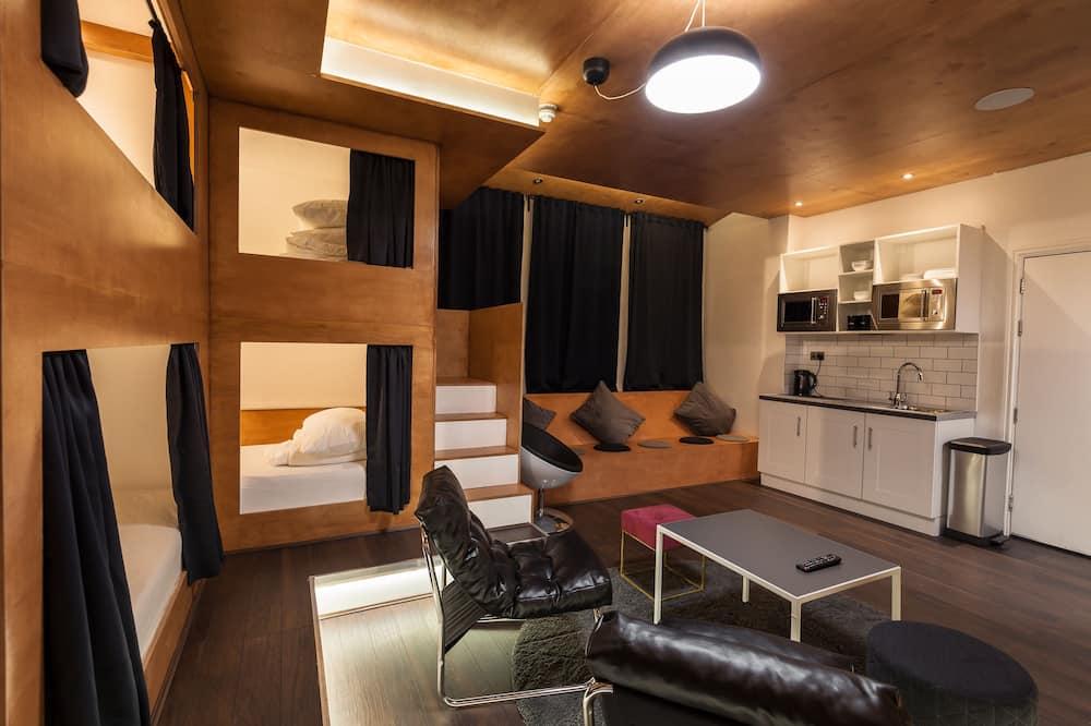 Apartemen Grand, Beberapa Tempat Tidur (Apt 2) - Area Keluarga