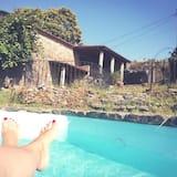 屋外プール