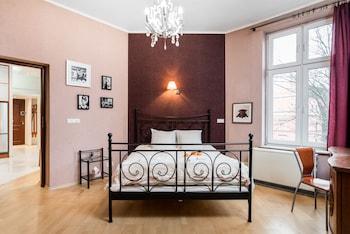 A(z) WS Quiet Old Town Apartment hotel fényképe itt: Krakow