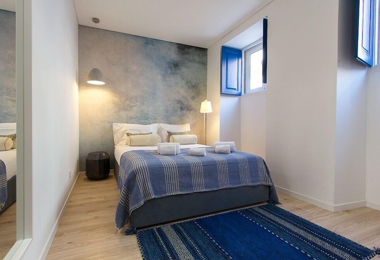 Design Tailor Made Flat, Lisbon, Apartment, 2 Bedrooms, Room