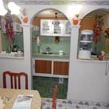 Habitación doble Confort, 1 cama Queen size - Cocina compartida