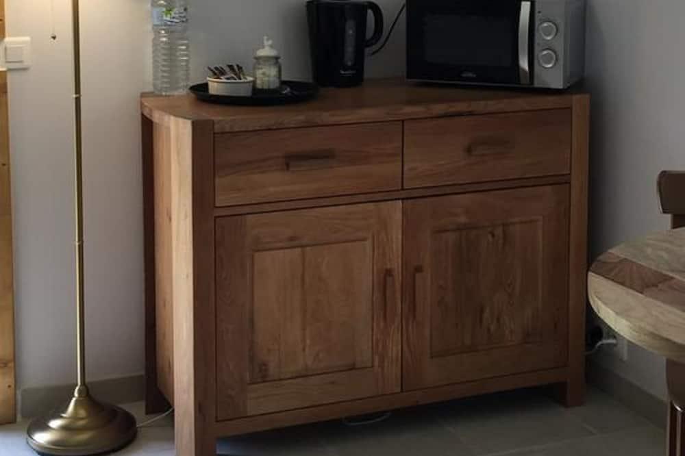 Kahden hengen huone - Mikroaaltouuni