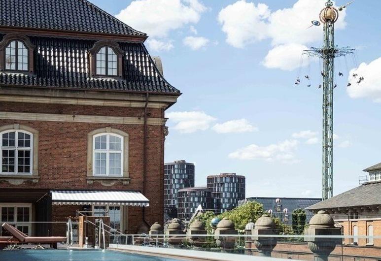 Villa Copenhagen, Copenhague