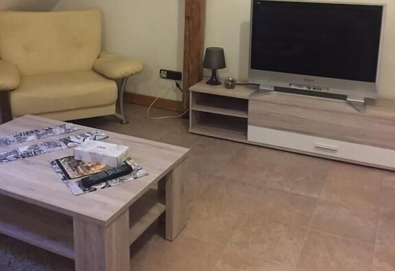 City Apartment, Schweinfurt, Loft, Habitación