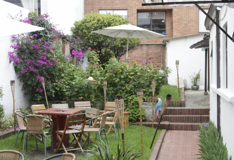 La Pinta Bogotá, בוגוטה, חדר יחיד, מיטה זוגית (private bathroom), מרפסת/פטיו