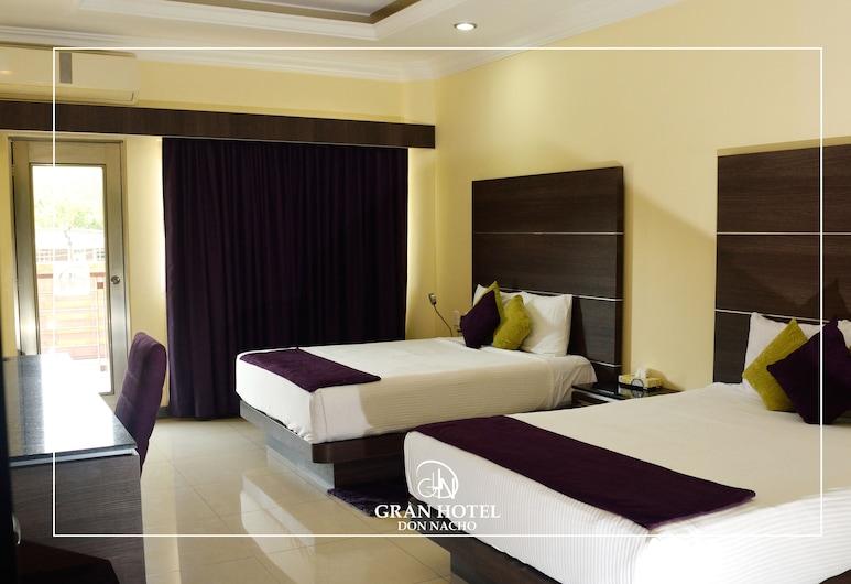 Gran Hotel Don Nacho, Salina Krusas, Dvivietis kambarys su pagrindiniais patogumais, Svečių kambarys