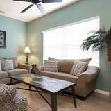 Apartment, 1 King Bed (OAKWATER RESORT near Disney!(2OWT27OW) - Living Area