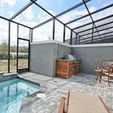 公寓, 多張床 (1203LR BEAUTIFUL TOWNHOME CLOSE TO DI) - 泳池