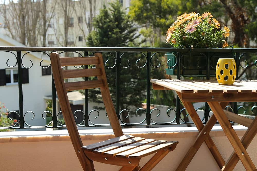 Suite Cinfaes - Балкон