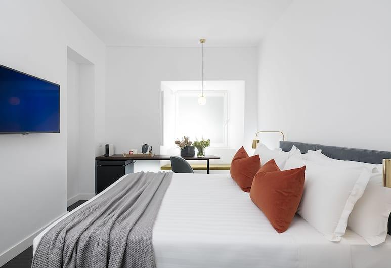 奧塔維亞宅邸酒店, 羅馬, 標準雙人或雙床房, 客房