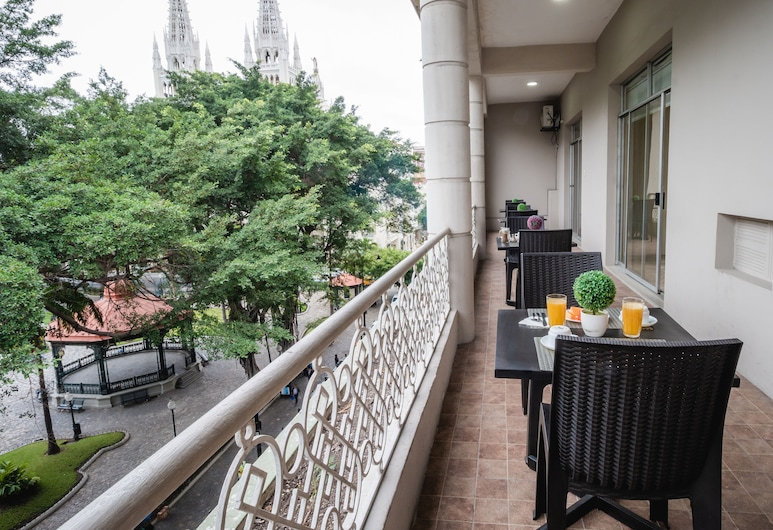 The Park Hotel, Guayaquil, Standard Double Room, 1 Queen Bed, Terrace/Patio