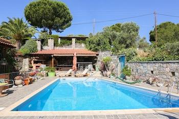 Skiathos bölgesindeki Villa Stratos Skiathos resmi