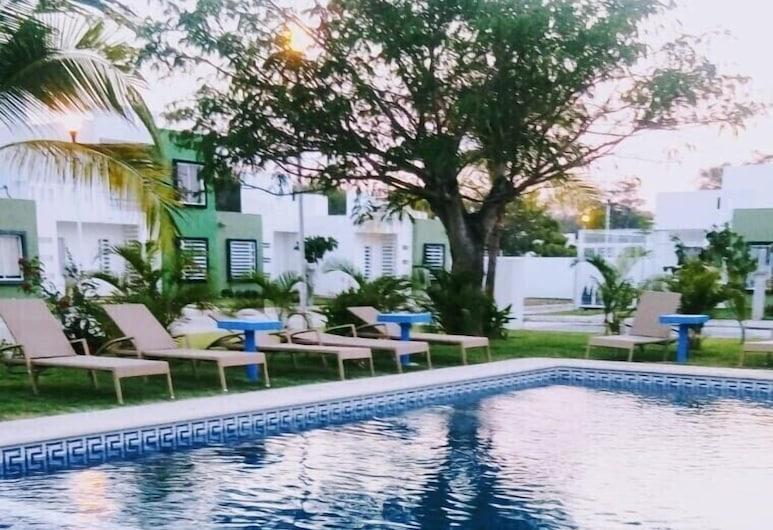 Casa Vacacional Nueva Paraiso Vallarta, Mezcales, Pool