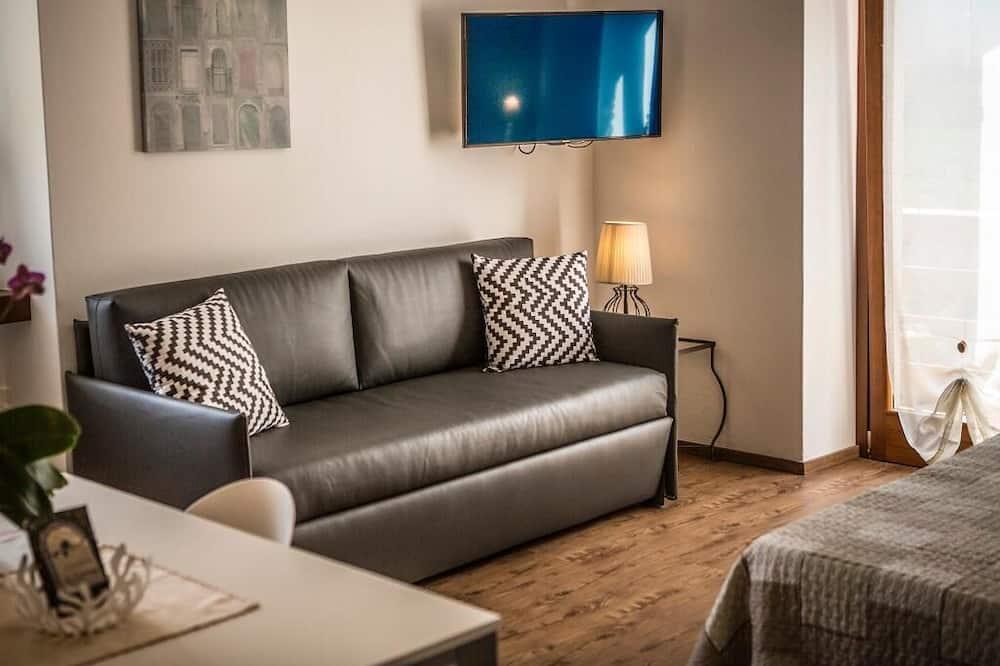 דירת סופריור, חדר שינה אחד (Rocchetta) - אזור מגורים