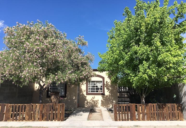 Casa Monevang, Cuatro Ciénegas