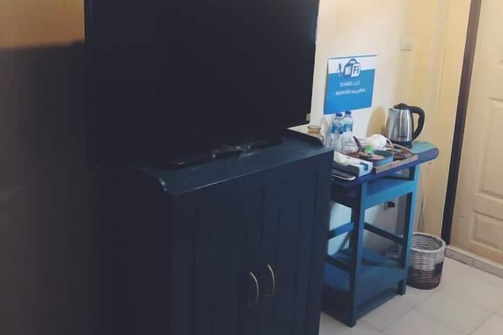 Deluxe tuba - Lõõgastumisala