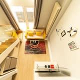 Elite Loft, 1 Bedroom - Living Room