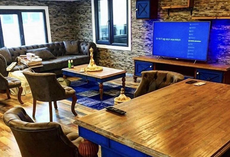 PO&TA Apart Otel, Bursa, Móttaka