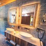 Chalet Mewah - Kamar mandi
